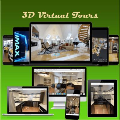 Purchase a 3D Virtual Tour Plan